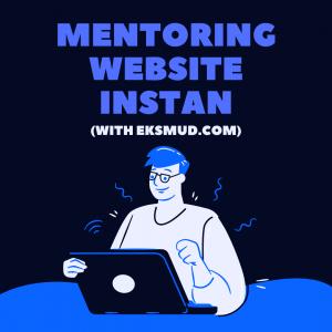 Mentoring Website Instan